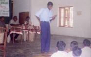 Boys' presentation