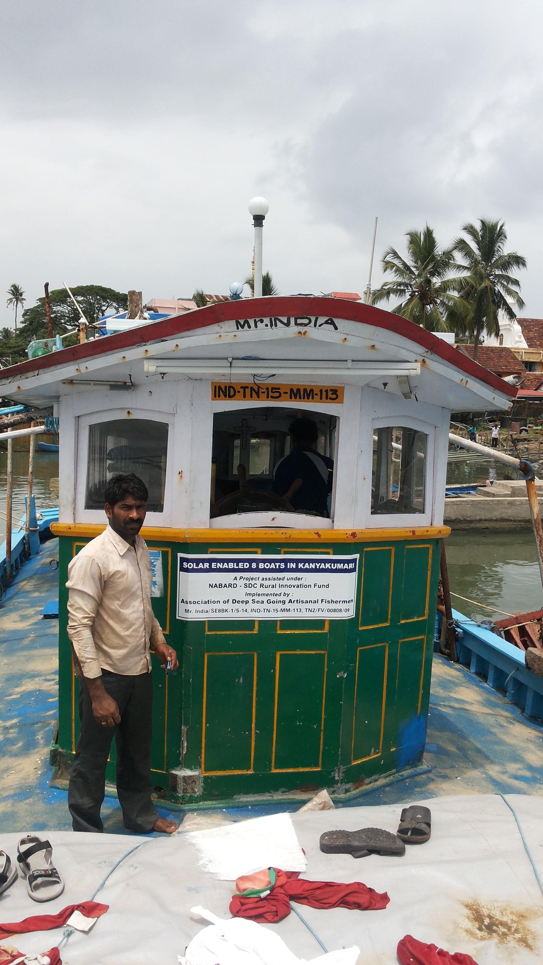 Partnership with NABARD | Association of Deep Sea Going